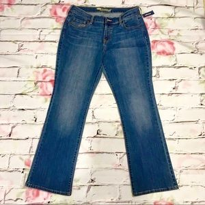 Old Navy The Sweatheart Jeans Size 12 P Medium Was